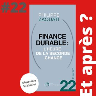 Depuis 2008, la finance durable a prouv sa capacit  crer de la valeur. Une nouvelle opportunit...