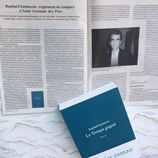 A dcouvrir aujourd'hui dans L'Express, l'interview de Raphal Enthoven pour la parution de son...