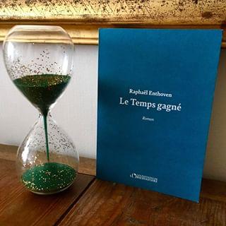 RENTREE LITTERAIRE - Le Temps Gagn, de Raphal Enthoven, en librairie le 19 aot.    Gagne du...