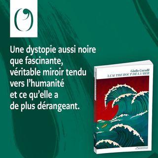 """PARUTION   Aujourd'hui en librairie, """"A l'autre bout de la mer"""", de Giulio Cavalli.   Giovanni..."""