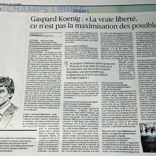 -  lire dans @lefigarofr, linterview de Gaspard Koenig,  loccasion de la sortie de son roman...