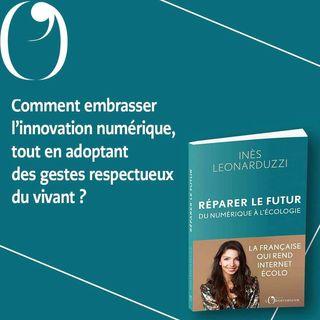 """PARUTION   Aujourd'hui en librairie, """"Reparer le futur"""", de Ines Leonarduzzi.  INFO : l'..."""