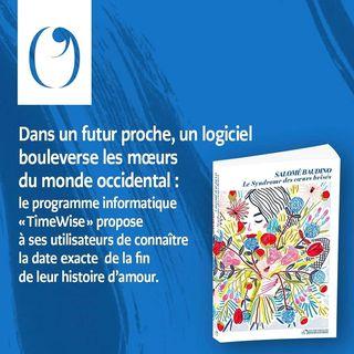 """PARUTION   Aujourd'hui en librairie, """"Le Syndrome des coeurs brises"""", de Salome Baudino.  De..."""