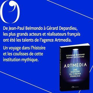 """PARUTION   Aujourd'hui en librairie, """"Artmedia : une histoire du cinema francais"""", de..."""