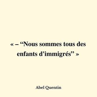 On vous dvoile la premire phrase du Voyant dtampes , le roman dAbel Quentin,  paratre...