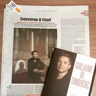 ARTICLE   Guillaume de Tonqudec fait la 4me de couverture de Libration  Raconter des...