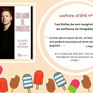 LECTURE D'T Aujourd'hui, on vous prsente le livre de Guillaume de Tonqudec.  Dans son...