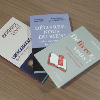 PARUTIONS   Retrouvez en librairie :  Librons-nous du fminisme !  de Brnice Levet, ...