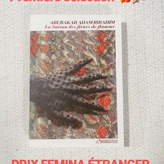 """Nous sommes plus que fiers de vous annoncer la slection du roman d'Abubakar Adam Ibrahim, """"La..."""