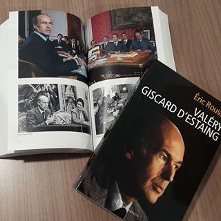 PARUTIONS   Retrouvez en librairie, la biographie de  Valry Giscard dEstaing  par ric...
