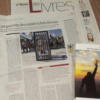 ARTICLE   Le Monde des livres a consacr sa rubrique  Histoire dun livre  au roman dAnas...