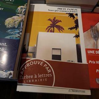 """COUP DE CUR LIBRAIRIE   Merci  la librairie l'Arbre  Lettres pour ce coup de coeur sur """"Nous..."""