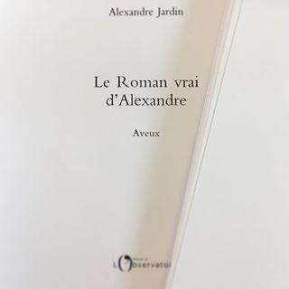 VNEMENT - Le roman vrai dAlexandre, en librairie le 5 juin.  #comingsoon #teasing #...