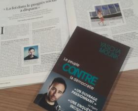 Yascha Mounk dans l'Express