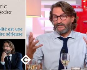 Frédéric Beigbeder sur C à vous