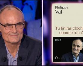 Philippe Val dans « On n'est pas couché »