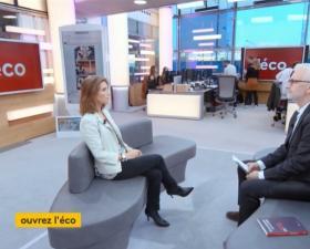 Julia de Funès à France Info