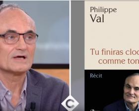 Philippe Val dans « C à vous »