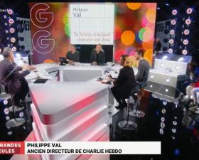 Philippe Val était sur RMC