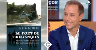 Guillaume Daret invité de « C à vous »