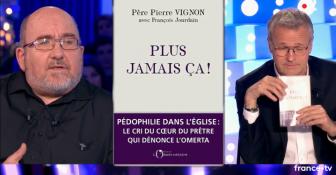 """Le père Vignon dans """"On n'est pas couché"""""""