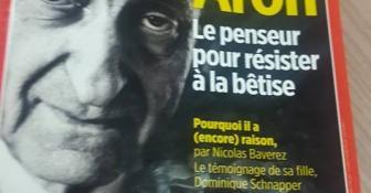 « L'Abécédaire de Raymond Aron » dans le Point