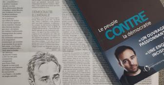 Yascha Mounk dans le Figaro