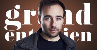 Yascha Mounk dans le Nouveau Magazine Littéraire