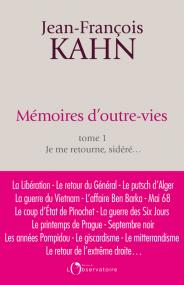Mémoires d'outres-vies (tome 1)