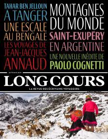 Long Cours n°13 - Montagnes du monde